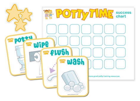 Free Potty Time Downloads
