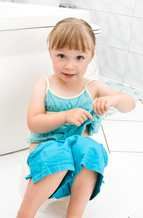 10 Tips for Potty Training